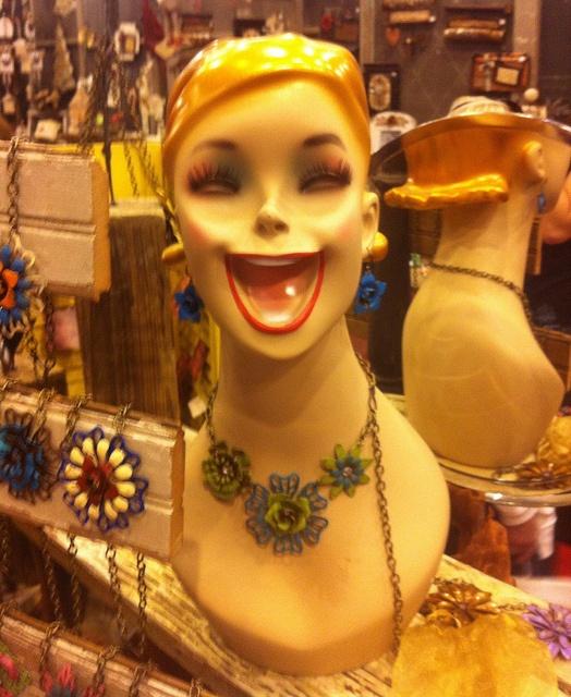 Skin Color Fiberglass Realistic Unique female Mannequin ... |Unique Mannequins