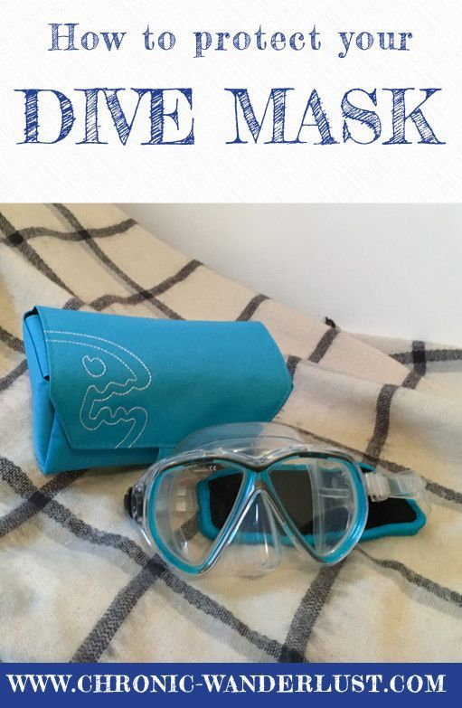 Diving | mask | dive equipment | review | dive | how to protect your mask http://www.deepbluediving.org/nitrox-guide/
