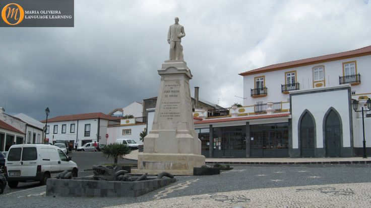 Largo da Matriz-Velas, São Jorge, Azores #Learn to speak #Portuguese with our #language programs! http://www.marialanguages.com/culture.shtml