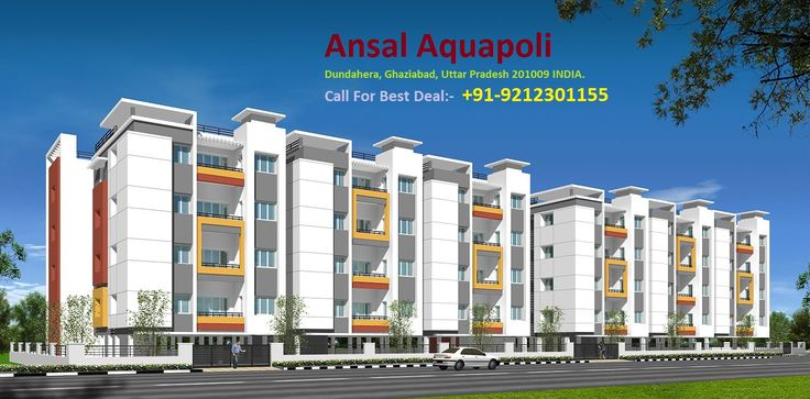 Gone are those days when flats meant high amount of investment to make it well equipped as per our requirement. As the population is mushrooming day by day, creativity is also on rise at an equal rate. In general, 2 BHK Flats are considered to be the most suitable for all. When it comes to Ansal Aquapolis in Ghaziabad, the description involved is incomparable.