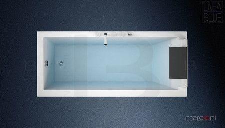 Wanna do zabudowy VBS-03 została zaprojektowana z myślą o zapewnieniu komfortu podczas kąpieli. Projektanci tworząc ten model wanny zastosowali tradycyjny kształt, doceniany przez wielu europejskich Klientów. Klasyczna, geometryczna forma została uzupełniona w innowacyjne rozwiązania gwarantujące wygodę i relaks. Optymalny kształt ścianek wanny umożliwia dogodne ułożenie sylwetki podczas kąpieli. Pochylona ścianka boczna została wydłużona, aby zapewnić odpowiednie podparcie dla ciała.