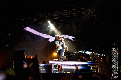 LINKIN PARK SINGAPORE F1 2011 | THE CONCERT THAT CHANGED ME