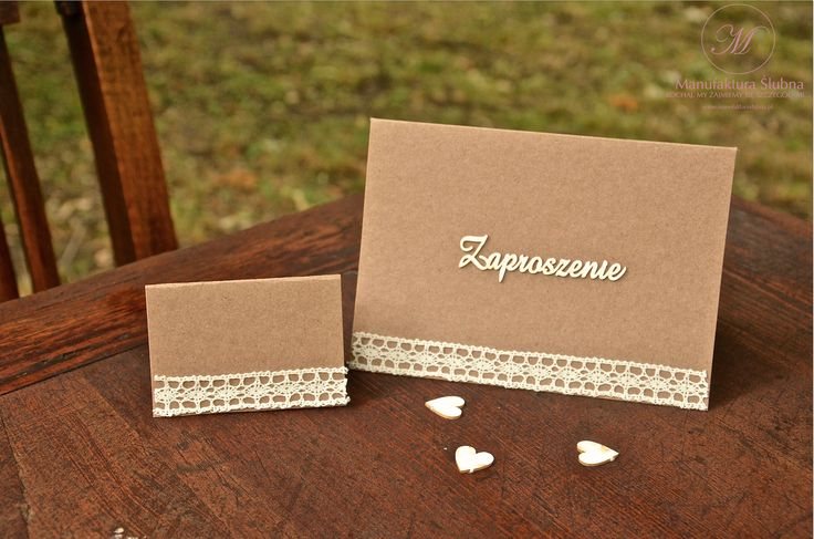 #slubne #zaproszenia #idyllic #lace #wedding #cards #manufakturaslubna #sluby #invitations
