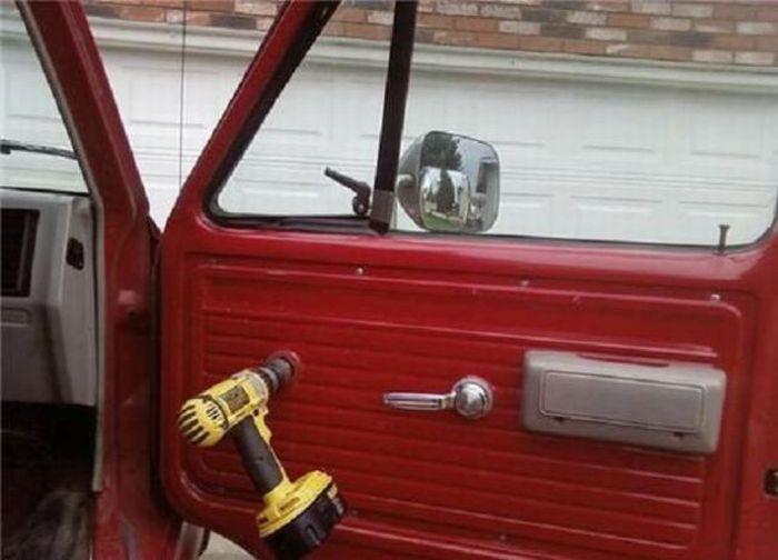 electric window lift