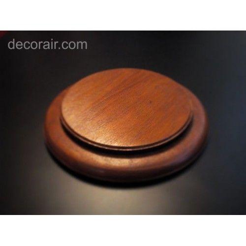 Drevený tanierový ventil - ROUTE kruhový
