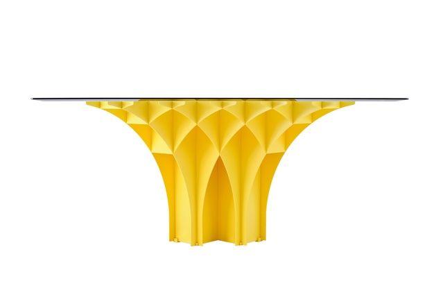 Cathédrale : table de Pierre Paulin