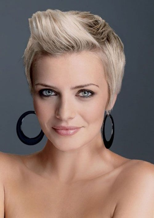 20 Blonde Hairstyles for Short Hair | 2013 Short Haircut for Women