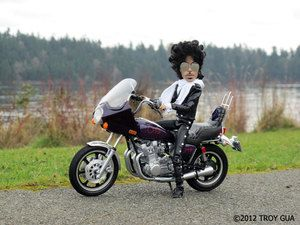 Why dont you purify yourself in the waters of Lake Minnetonka? With your Prince Doll!
