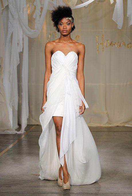 Brides: Carol Hannah Whitfield - Spring 2012 :