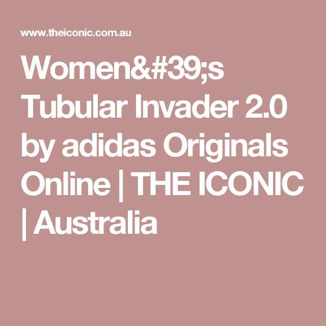 Women's Tubular Invader 2.0 by adidas Originals Online | THE ICONIC | Australia
