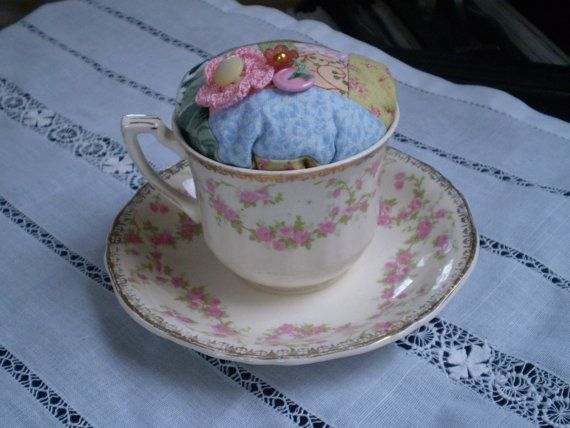 Alfred Meakin Harmony Rose China Teacup by etceterahandcrafted $28