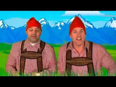 Double Dj's - Boven Op de Berg (Dwergenlied)