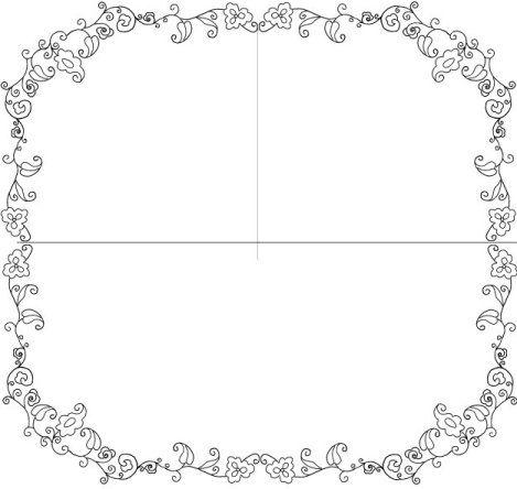 dibujos para bordar | dibujos de flores para bordar manteles ...