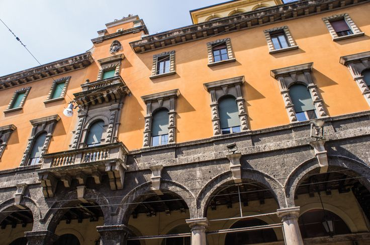 Bologna Italy: Why you don't need a map to explore this city