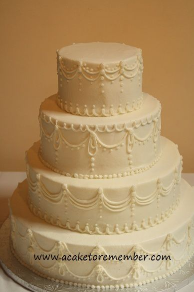 wedding cake piping 36 best smooth buttercream wedding cakes images on 23469