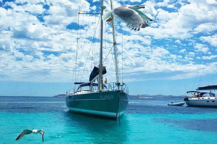 La Maddalena Archipelago boat trips
