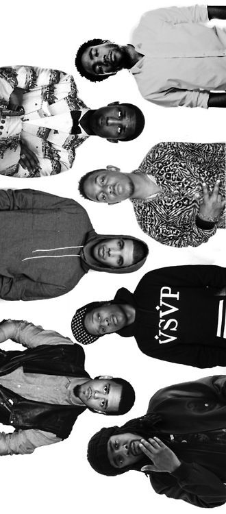 Childish Gambino, Pharrell, Kendrick Lamar, Drake, A$AP Rocky, J Cole & Wale....not all but some represent hip hop well.