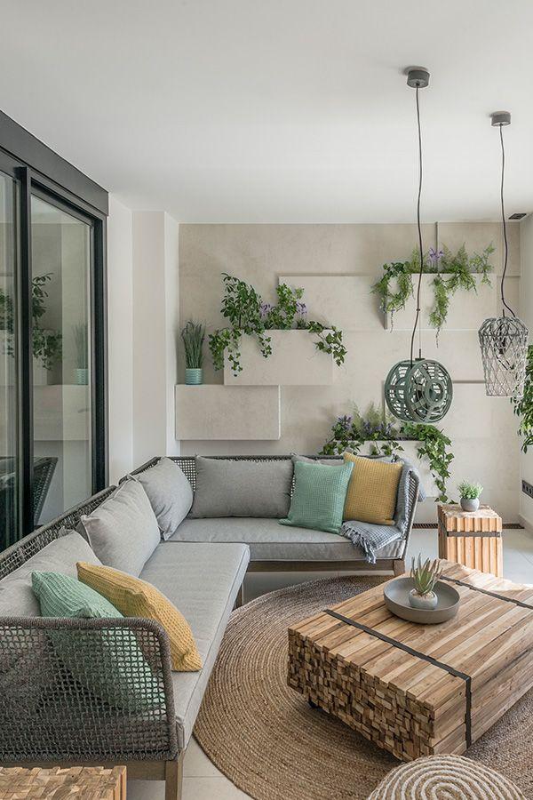 Alfombra Doc ø 200 Cm Natural Kave Home Decoración De Terraza Interior Diseño De Terraza Decoracion De Terrazas Pequeñas