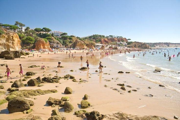 in Olhos de Agua: 1 Schlafzimmer, für bis zu 4 Personen, ab 490 € pro Woche. Ferienwohnung mit Meerblick | FeWo-direkt