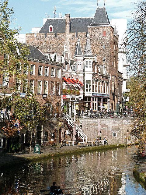 Oudaen Stadskasteel, Utrecht, Netherlands