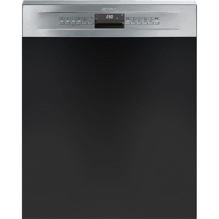 Smeg DD612 60cm Partially - Integrated Dishwasher