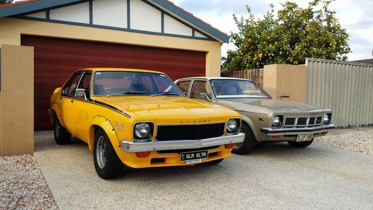 Holden Torana 1975 LH SL & SL/R 5000 L34