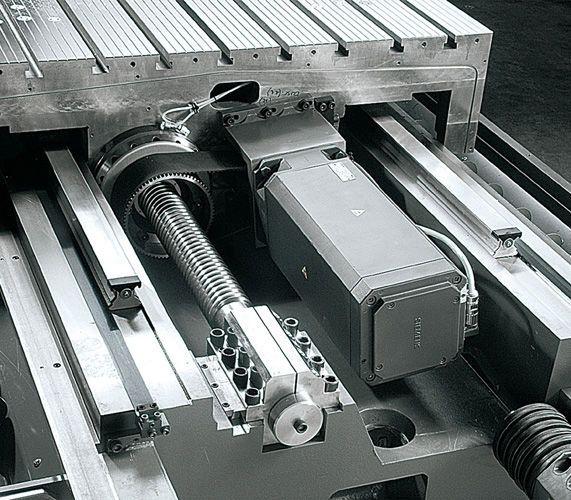 cnc machine base
