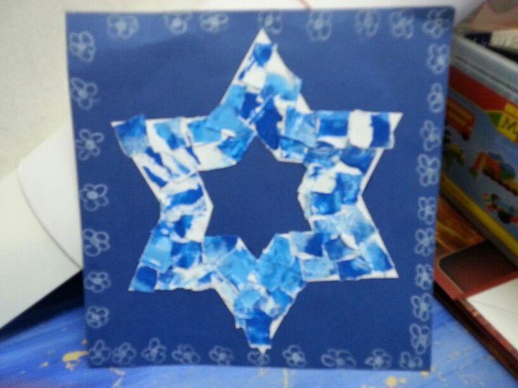 Israel Flag Crafts