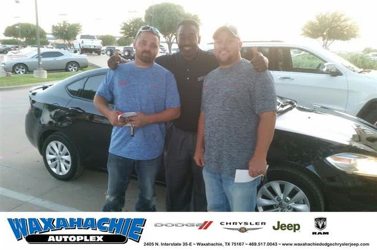 Happy Anniversary to Donnie on your #Dodge #Dart from Will Jordan at Waxahachie Dodge Chrysler Jeep!  https://deliverymaxx.com/DealerReviews.aspx?DealerCode=F068  #Anniversary #WaxahachieDodgeChryslerJeep