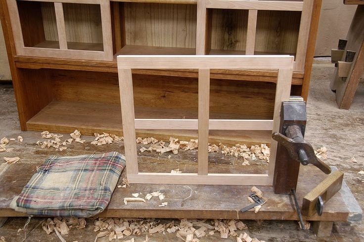 This is my traditional Japanese woodworking bench that I have used for many years. It is made from a good piece of Birch wood. The rem...