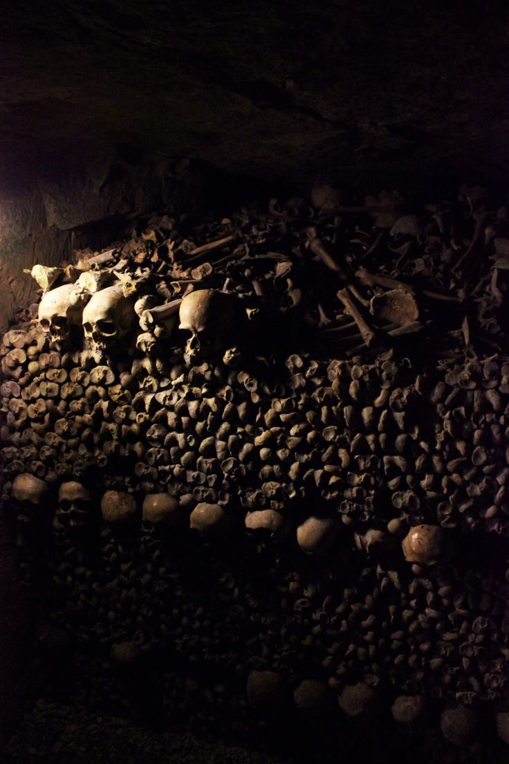Paris, Catacombs