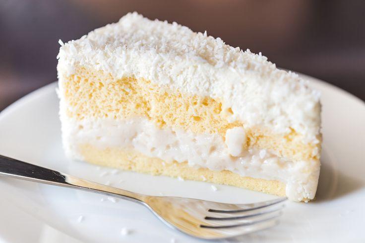 Préparation : 1. Préchauffez votre four à 180°C. Dans une casserole, faites fondre le beurre. 2. Dans un saladier, versez la farine, 230g de sucre, 50g de noix de coco et la levure. Mélangez et cre…