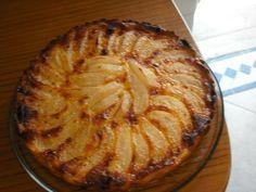 Receita de Tarte de Pêras - http://www.receitasja.com/tarte-de-peras/