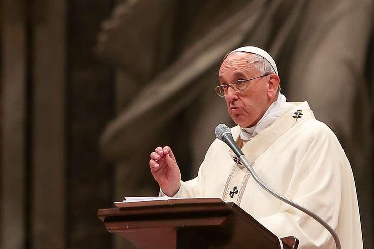 The Pope clarified points about translations of liturgical texts: catholicnecklace
