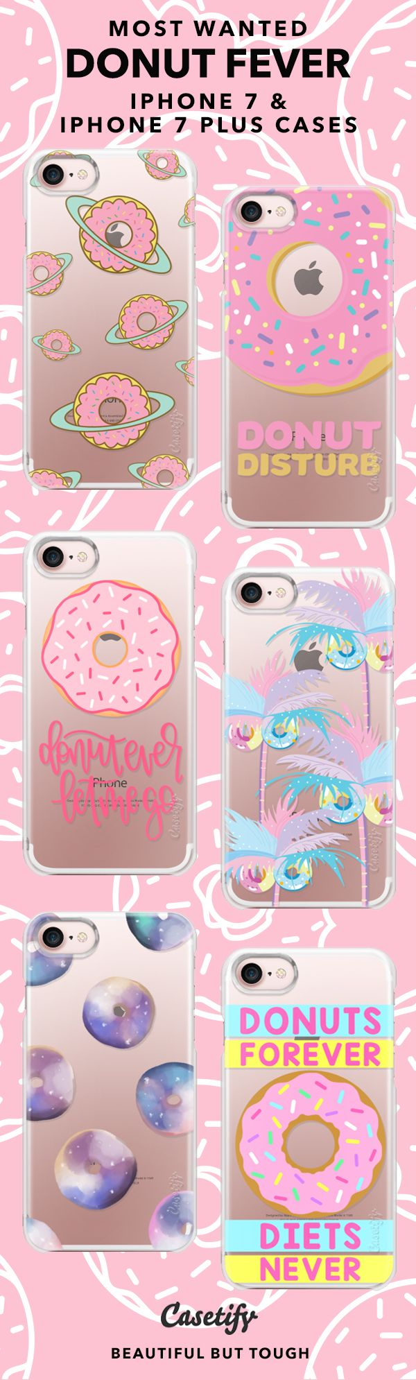 """Donut Worry, Be Happy!""    