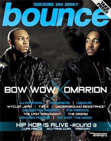 bounce 294号 - バウ・ワウ&オマリオン