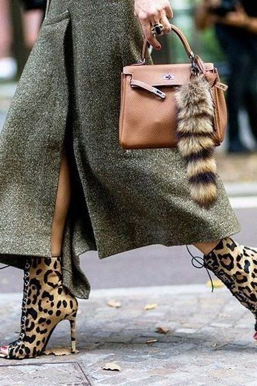 How to wear leopard print high heels! Leopard Stiletto Boots | Luxury Shoes | Shoe Porn | Leopard High Heels | Casual Outfits | Neutral Outfits | Streetstyle Outfits | Street Fashion | Leopard Print Stiletto Shoes | Stiletto Heels | Emilio Pucci Heels | Hermes Birkin Bag | Furry Pom Pom | Womens Fashion | Winter Fashion | Womens Style