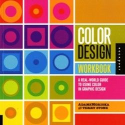 COLOR DESIGN WORKBOOK  Since color is such a important part of #graphic #design, designers need the most up to date as well as the most fundamental, information on the subject to have the tools needed to use color effectively. From the meanings behind colors to working with color in presentations, this book provides readers with the vital information needed to apply color creatively and effectively to their design work. #book