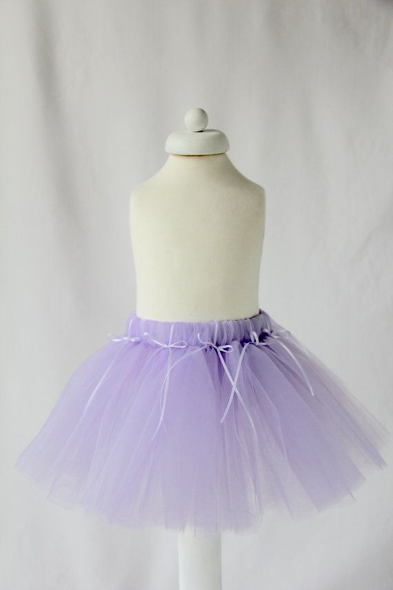Lilac Tutu for 0-6 Months up to 9-10 Years