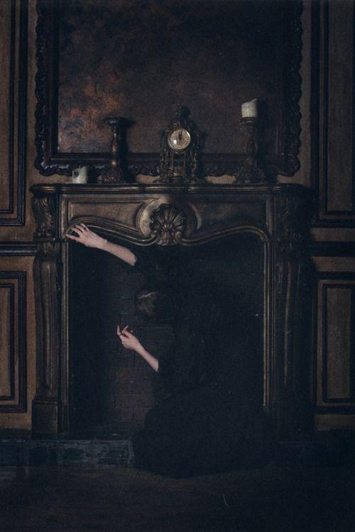 Dark Moody Interiors   Black   This Ivy House