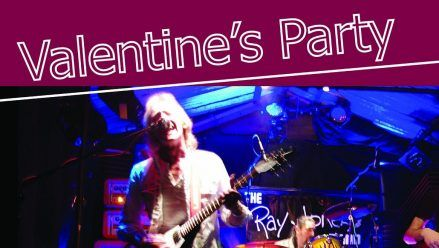 Tickets now on sale for Town Hall Valentine's Party - Rock the night away this Valentine's with a party being held in Calne Town Hall.