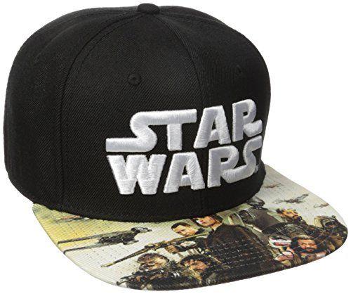 Bioworld Men's Star Wars Rogue One Sublimated Bill Snapback Cap //Price: $7.47 & FREE Shipping //     #starwarsmeme