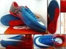 Sepatu Futsal Nike Mercurial Vapor 9 Biru List Putih