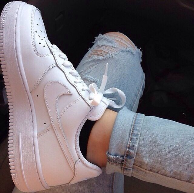 Follow yonce & get posts on the daily @hayleybyu Nike air force 1