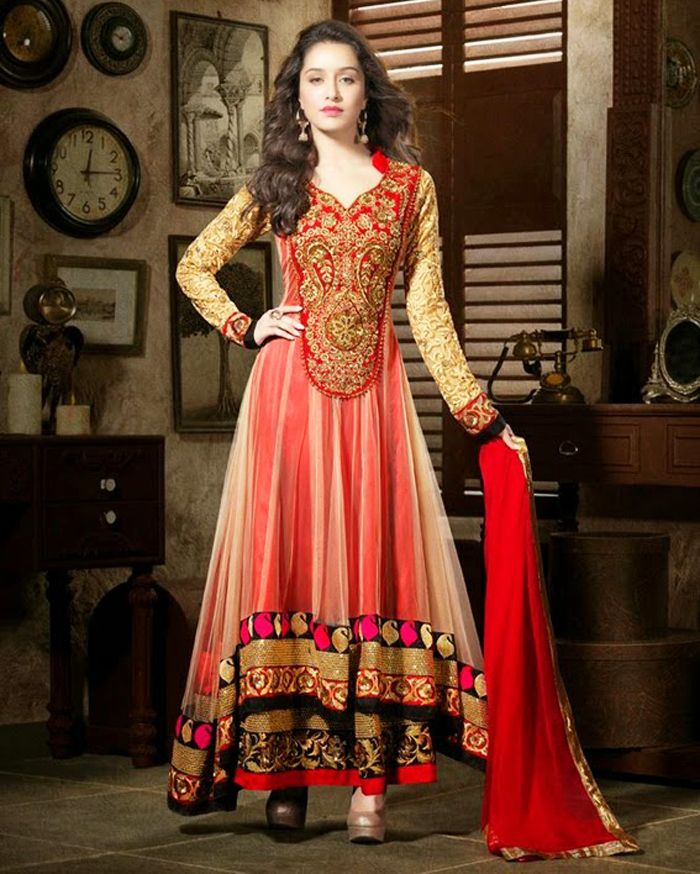 1000  images about Dresses on Pinterest | Indian party, Fashion ...
