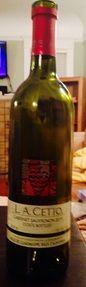 2011 L.A. Cetto Cabernet Sauvignon from Guadalupe Valley in Mexico #wine