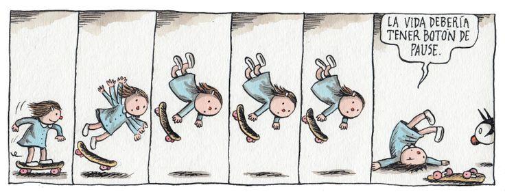 Liniers. Enriqueta. Skate, 3 de 4