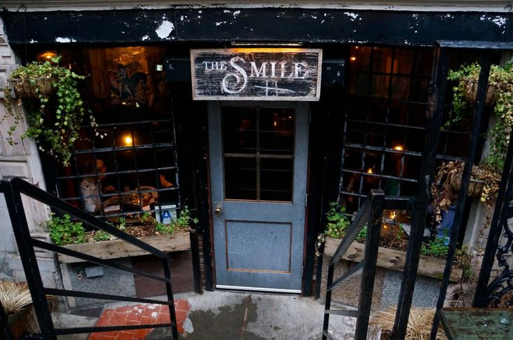 10 great places to eat in New York City: The Smile in the East Village