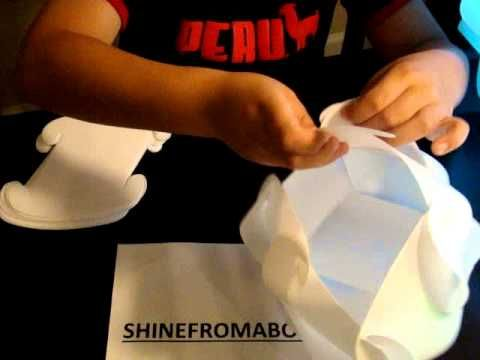 Shine From Above - Small Diamond - How to assemble - IQ Lamp, Puzzle Lamps, Jigsaw Lamps, Lamp - YouTube