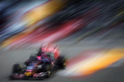 Max Verstappen Monaco 2015. Photo by Darren Heath.